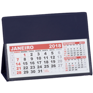Calendários - Calendário de Mesa Grande