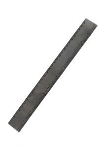 Régua de Inox de 30 cm