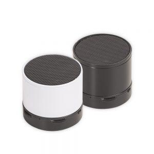 Caixa de Som Bluetooth Nas Cores Preto ou Branco