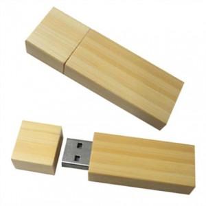 Pen Drive Bambu 4GB Ecológico