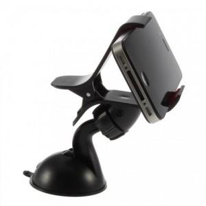 Suporte Universal Veicular Gps Smart Phones Mp3 Mp4 Celular