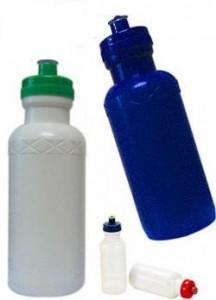 Squeeze de plástico resistente, capacidade para 500 ml