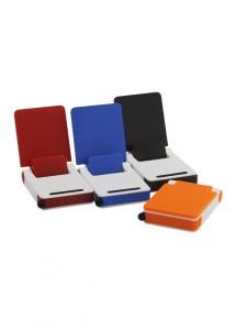 Base para smartphone com ponta touch e limpador de tela.