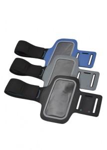 Braçadeira Neopreme P/ Celular Braçadeira armband em neopreme para atividades fisicas
