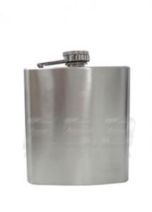 Porta whisky de Inox, capacidade para 6OZ